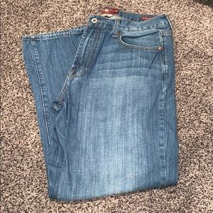 Lucky Brand Mens Relaxed Straight Jeans SZ.34x30
